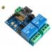 ESSP-201. 2 channel relay module