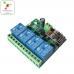 ESSP-401. 4 channel relay module