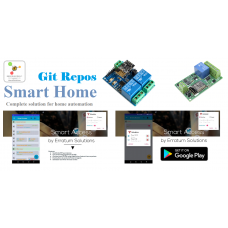 Smart Home Office Automation [Opensource Code]