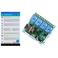 ESSP-401. 4 channel relay module