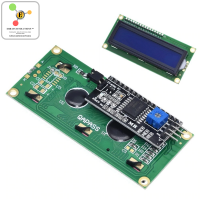 16x2 IIC/I2C LCD Module for Arduino ESP8266
