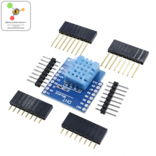 DHT11 Temperature Humidity Sensor Shield for Wemos D1 Mini