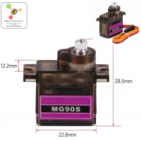 MG90 9G Servo Motor
