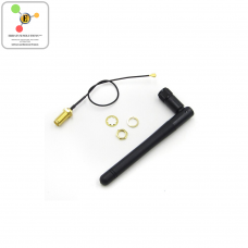 2.4G SMA Antenna Stick 2.5dB Gain