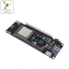 ESP32 with 18650 Battery Slot