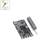 HC-12 SI4463 wireless microcontroller serial, 433 long-range, 1000M with antenna