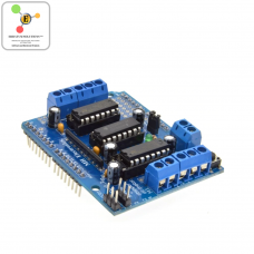 L293D DC/Stepper Driver Board Shield for Arduino