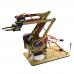 Robot Arm [Acrylic] DIY Kit [Servo not included]