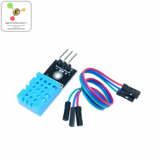 Digital Temperature and Humidity Sensor DHT11 For Arduino Relative Humidity Sensor Module 5V