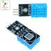 Digital Temperature and Humidity Sensor DHT11 For Arduino Relative Humidity Sensor Module 5V