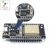 ESP32 WiFi+Bluetooth Ultra-Low Power Dual Core ESP-32