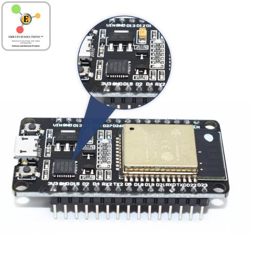 ESP32 WiFi+Bluetooth Ultra-Low Power Consumption Dual Core
