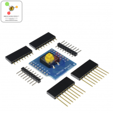 Button Shield for Wemos D1 Mini