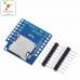 Micro SD Card Shield for WeMos D1 Mini