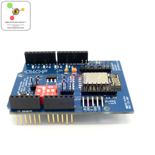 ESP8266 ESP-12 ESP-12E UART Wifi Wireless Shield Development