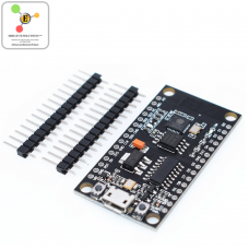 NodeMCU V3 Lua WIFI module integration of ESP8266 + extra memory 32M Flash, USB-serial CH340G